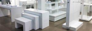 Instalación de Mobiliario Comercial