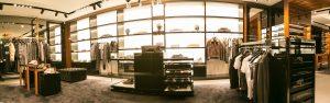 Instalación de mobiliario comercial - Shop Fitting