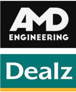 empresa trabajos instalacion y servicios en españa, Trabajamos con Dealz España y AMD Engineering